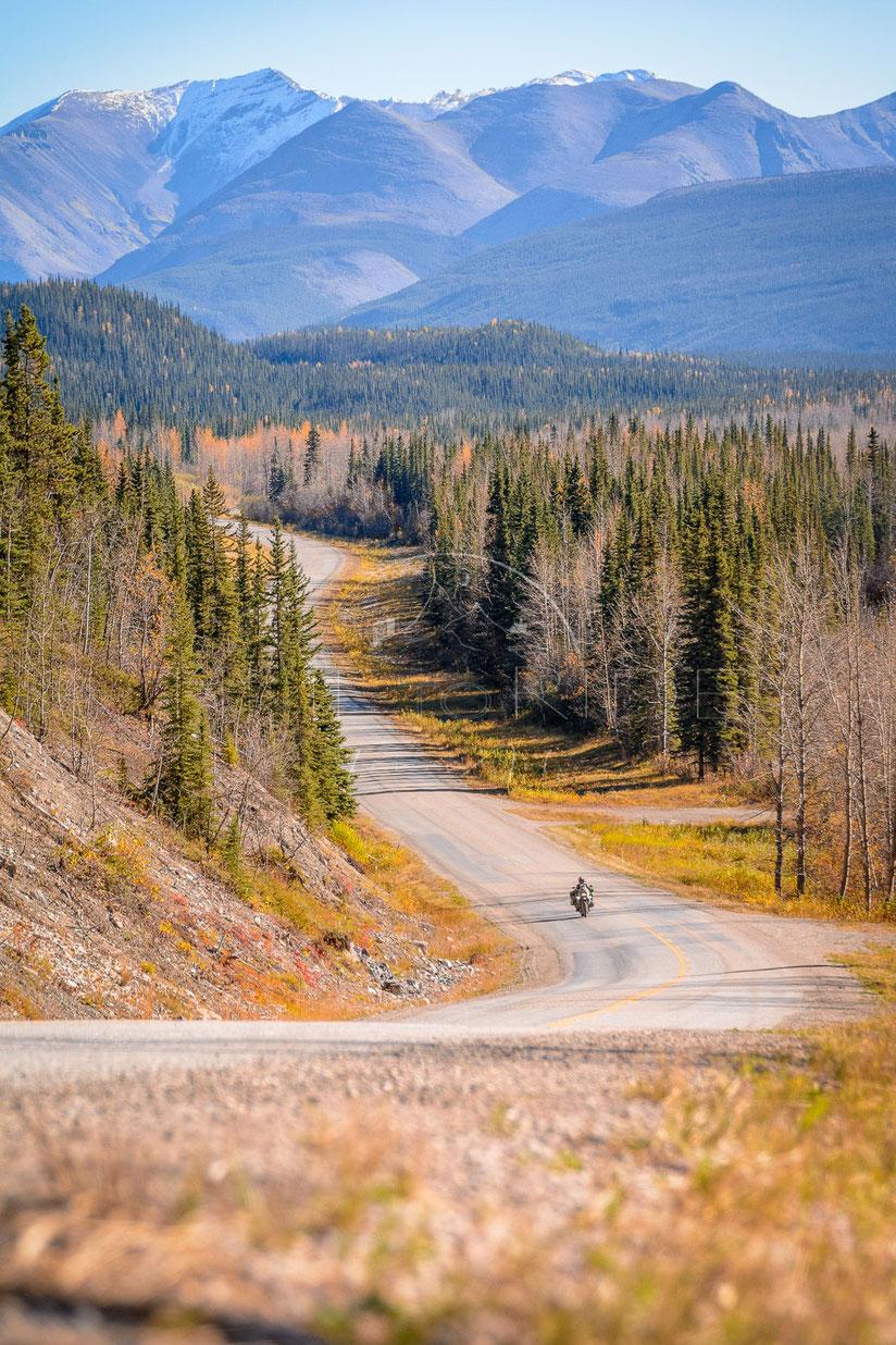 Valley of Freedom | Das Tal der Freiheit | Rocky Mountains | British Columbia | Canada | Motorrad-Abenteuer-Fotografie | Motorcycle ADV Photography | Poster & Leinwände