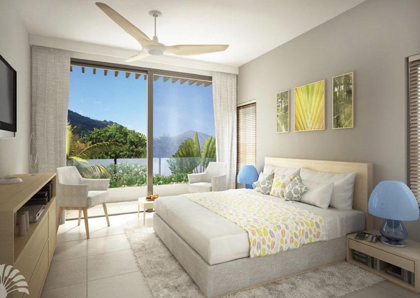nouveau programme immobilier PDS villas et maisons PDS LE RAVINALE VILLA au sud ouest proche MARINA investir ile maurice