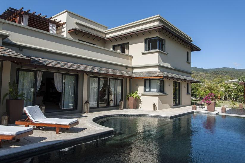 villa haut de gamme IRS revente ile maurice en revente