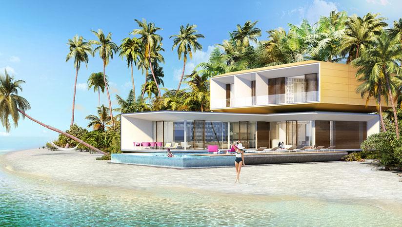 votre achat immobilier haut de gamme à DUBAI pas d'impôts