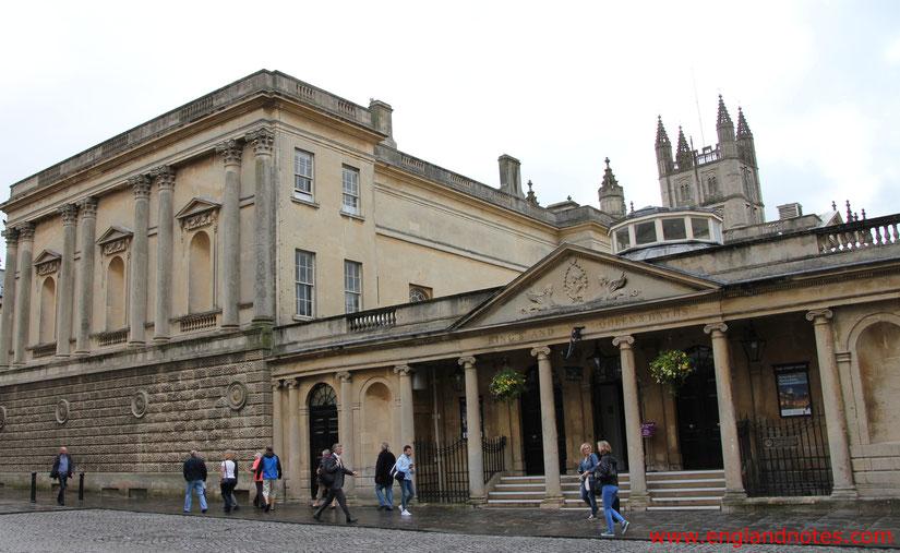 Die 17 UNESCO-Weltkulturerbestätten in England: Bath