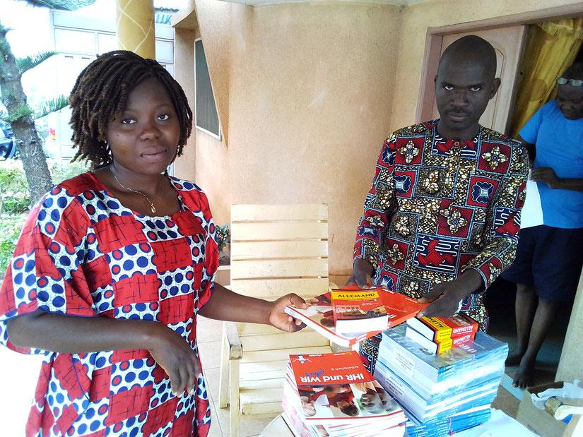 Racine de l'Avenir: neue Partnerschule der Brühl Stiftung in Bénin (Westafrika)