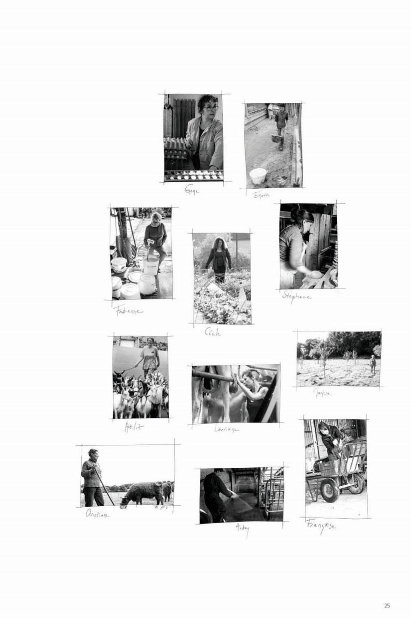 les paysames du livre @johannegicquel auteure bretagne agriculture bio durable femmes