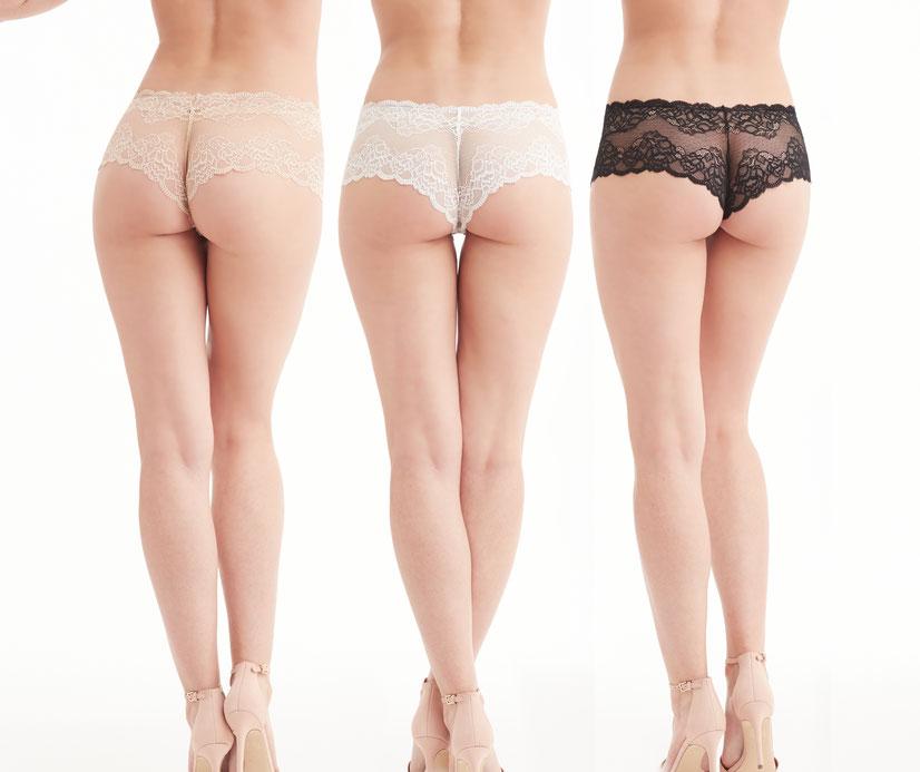 Lace, Underwear Shortys, Hipster, Panty, Spitze, Unterwäsche, Augsburg, Bayern, AudreyundFred