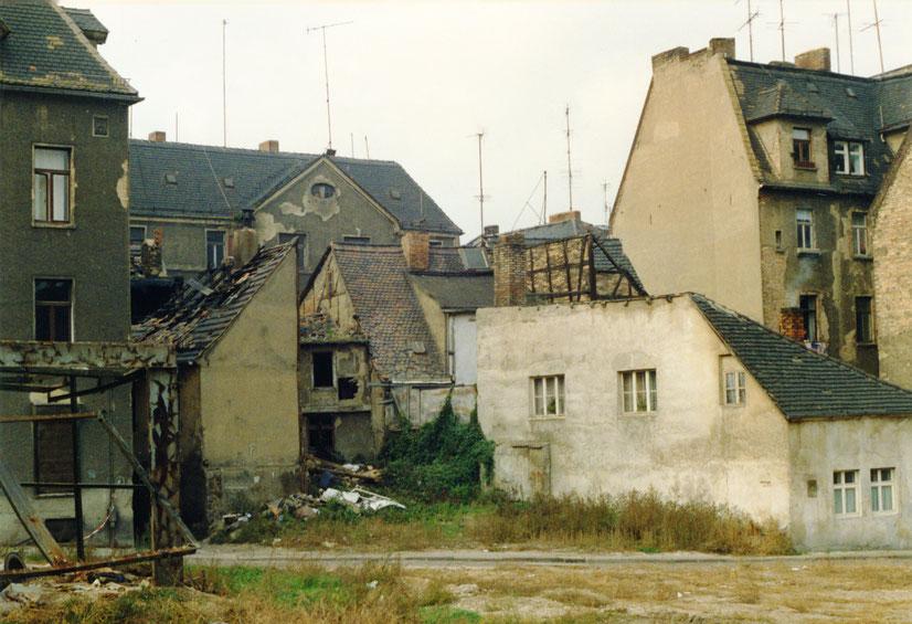 30 Jahre Mauerfall-Halle/Saale 1989