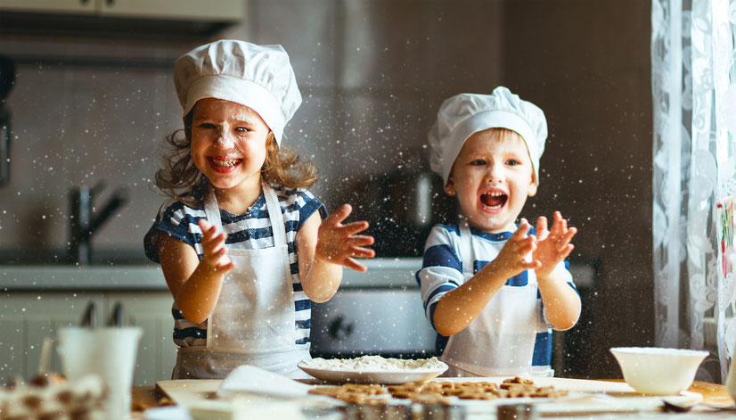 Kochkurse für Kinder in der KinderKüche Hamburg