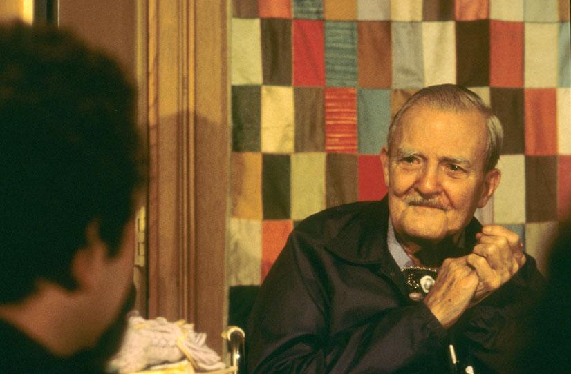 Мілтон Еріксон (фото з архіву П.Немечека)