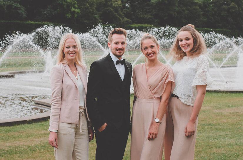 Hochzeitsplaner Düsseldorf Team