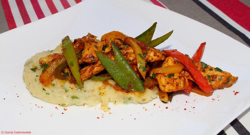 Le Poulet Au Curry Site De Sg Gastronomie