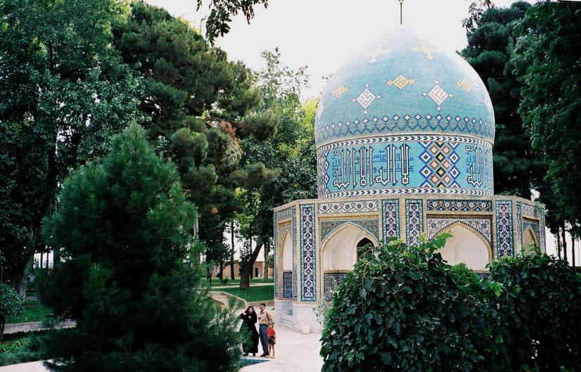 Mausoleo di Farid al-din 'Attâr - Nishapur (Iran)