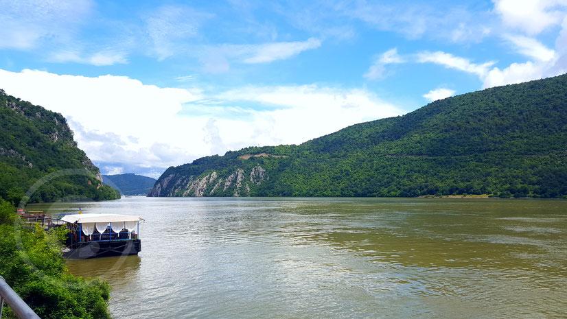 Danubio, Romania