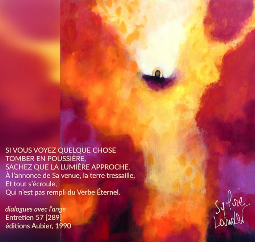 Sylvie Lander-peinture-lumières-ciels-couleurs-vitraux