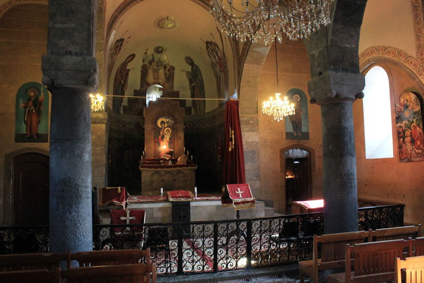 Muttergotteskirche in Vanadzor.