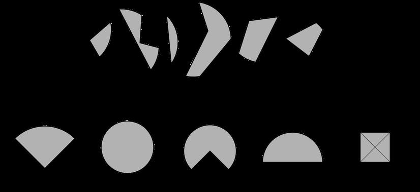 Figuren zusammensetzen - Buch