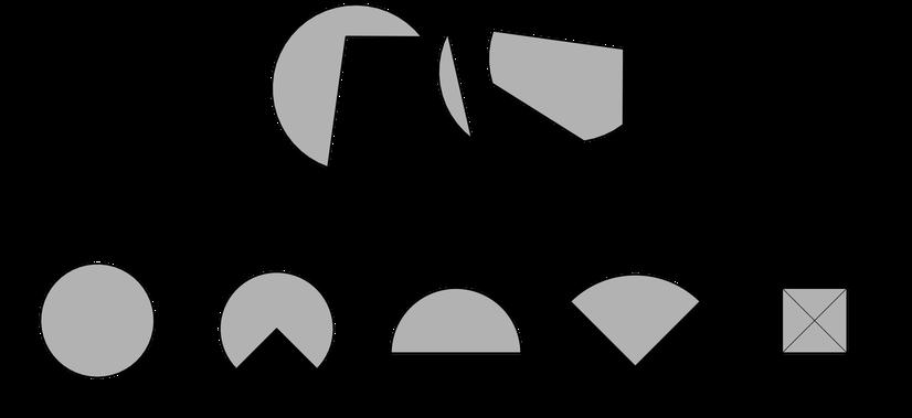 Figuren zusammensetzen - Aufgaben