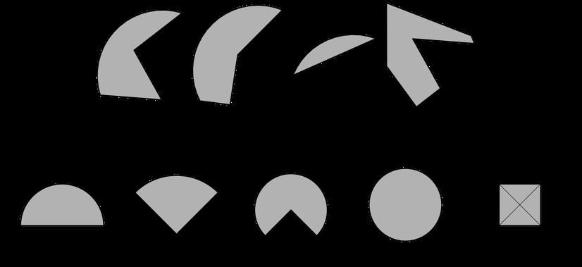 Figuren zusammensetzen - MedAT