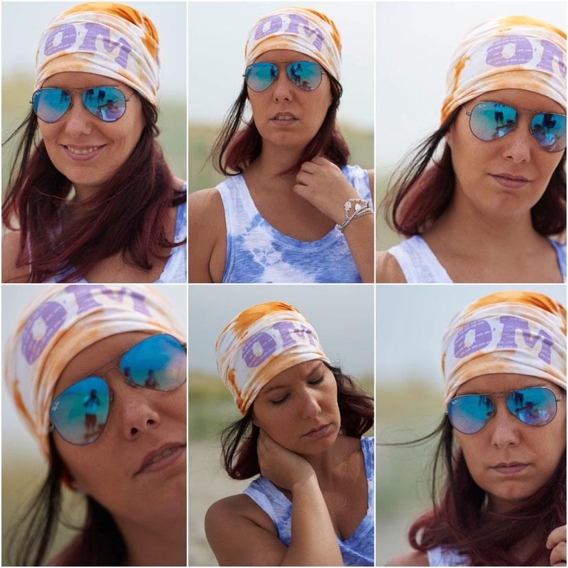 Stirnbänder mit OM