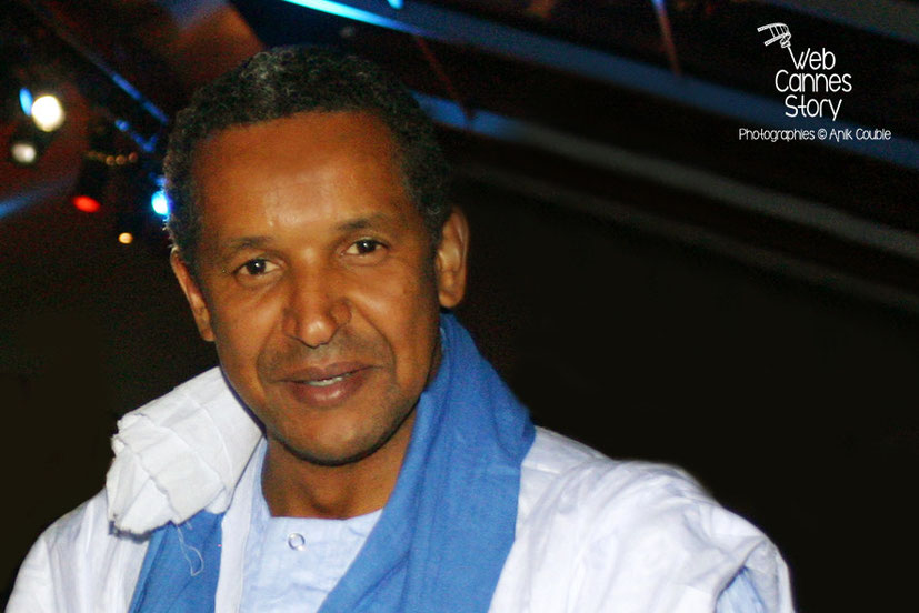 Abderrahmane SISSAKO - Festival de Cannes 2007 - Photo © Anik COUBLE