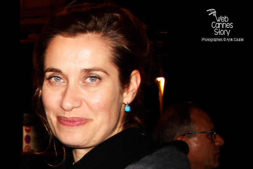 Emmanuelle DEVOS - Festival Lumière 2013 - Photo © Anik COUBLE