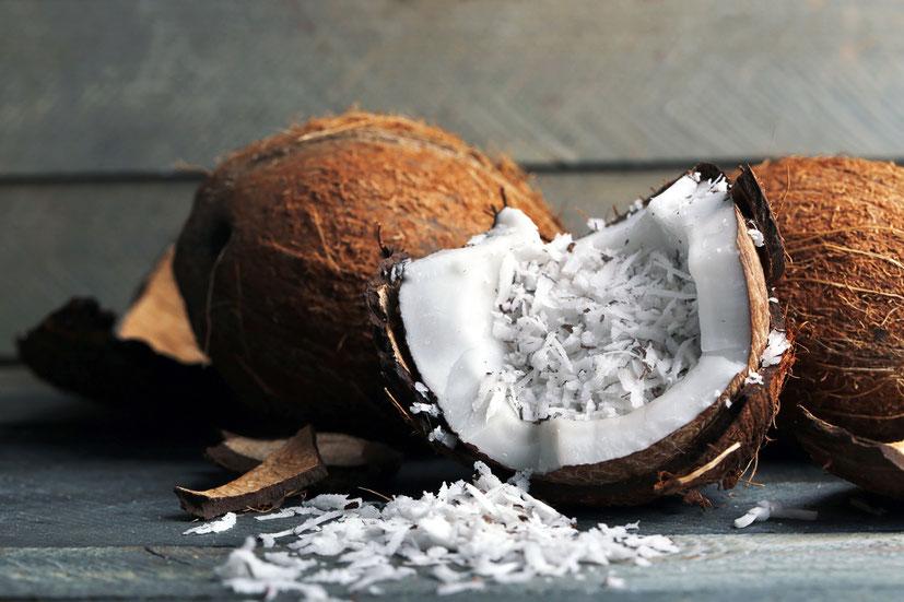 #Wissenswertes #Kokosmehl #Kokosöl #Cleaneating #Glutenfrei #Lowcarb