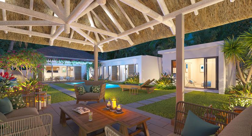 Nouveau programme immobilier DOMAINE DE MAHE à GRAND BAIE