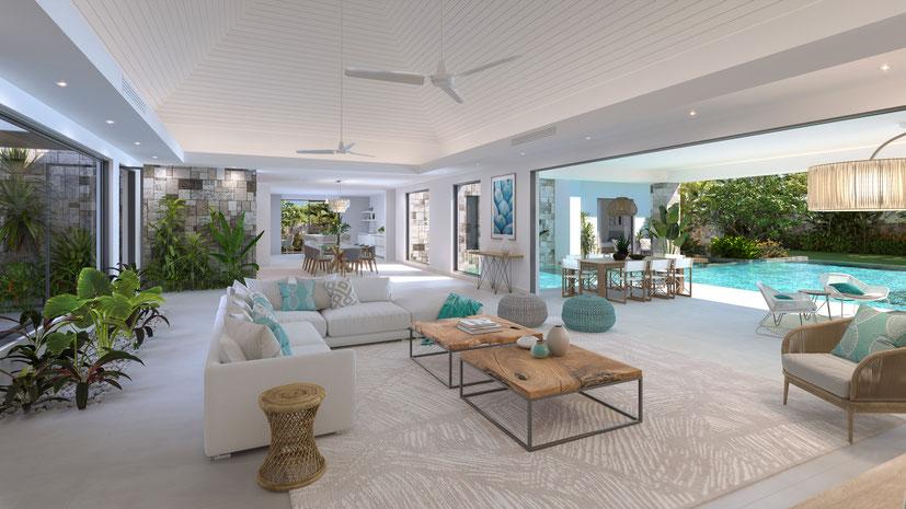 Villas haut de gamme 2020 PDS ILE MAURICE GRAND BAIE
