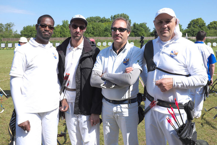 Pierre ANDRE, Eric FEREY, Philippe Marco et Christian MORFAUX