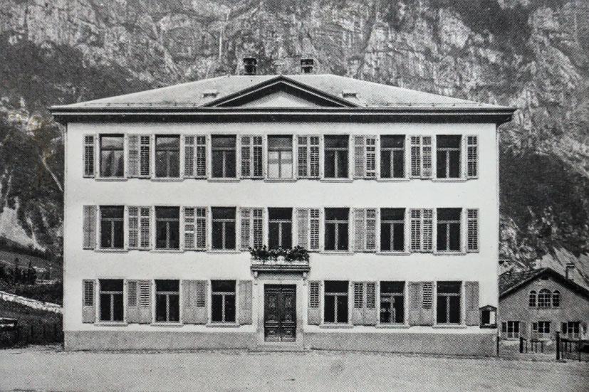 Altes Schulhaus, heute