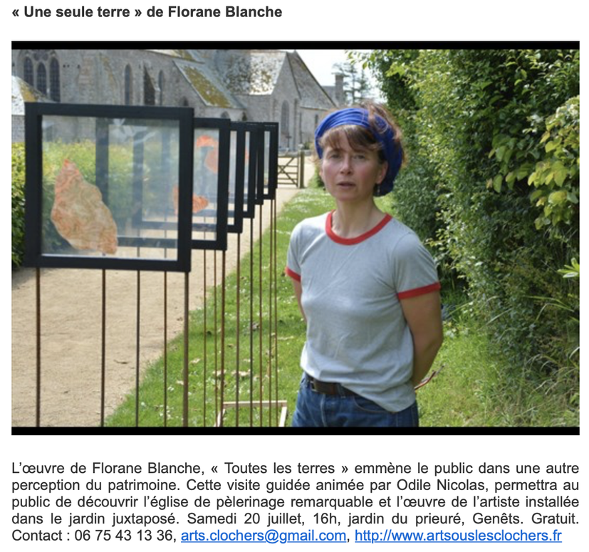 Infolocale - Ouest-France - 17 juillet 2019