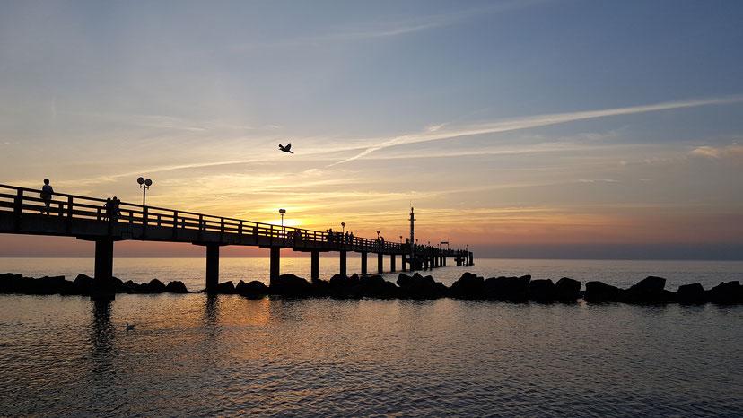Ostsee Fischland Krimi Corinna Kastner Wustrow Darß Zingst Mecklenburg-Vorpommern Stralsund Seebrücke