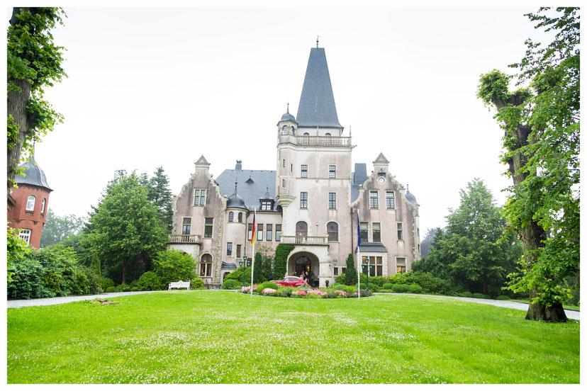 Standesamt Schloss Tremsbüttel Hamburg.