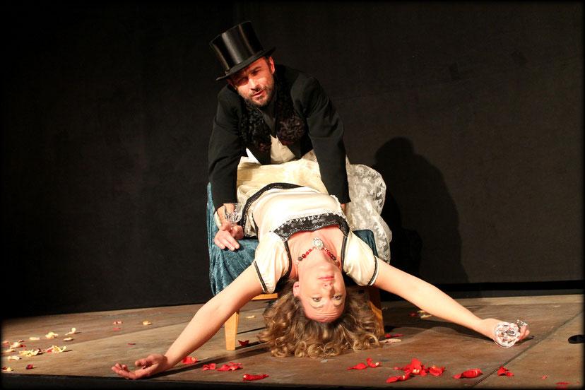 Theater Foto Mann Frau Constanze Wilz Freie Journalistin