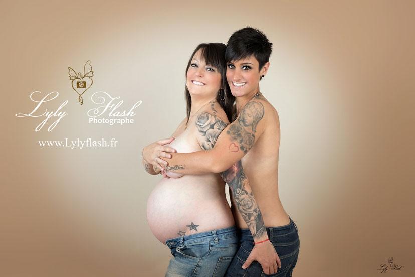 photographe grossesse maternité var