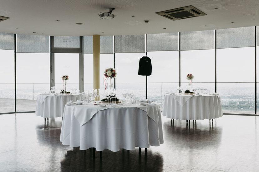 Runde Tische für mehr Gäste