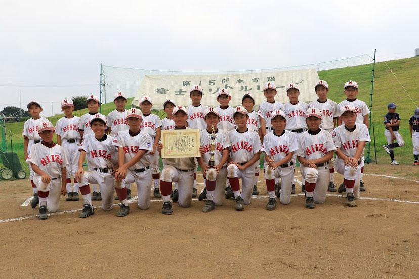 2019年11月4日_メジャー北関東連盟南部ブロック大会優勝