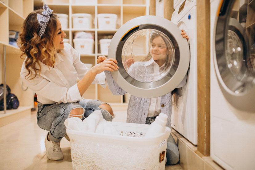 Ophaalpunt droogkuis & wasserij