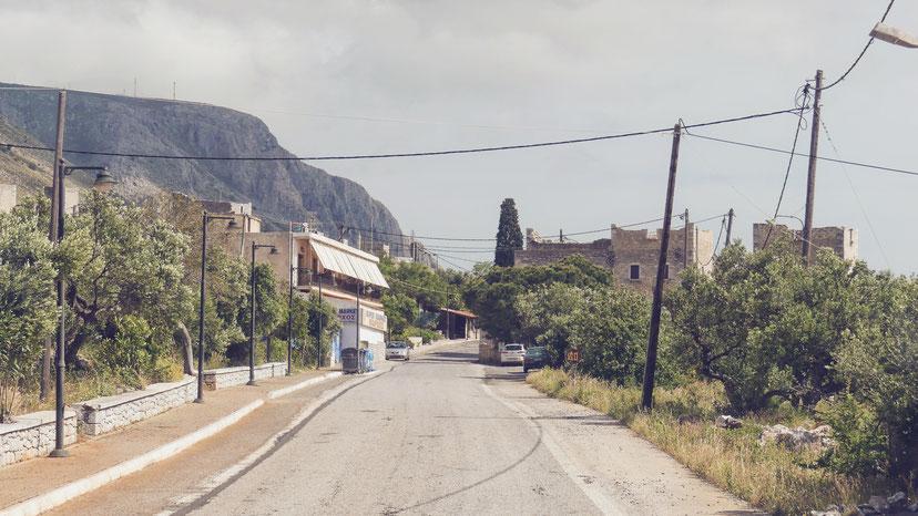 bigousteppes grèce péloponnèse magne village