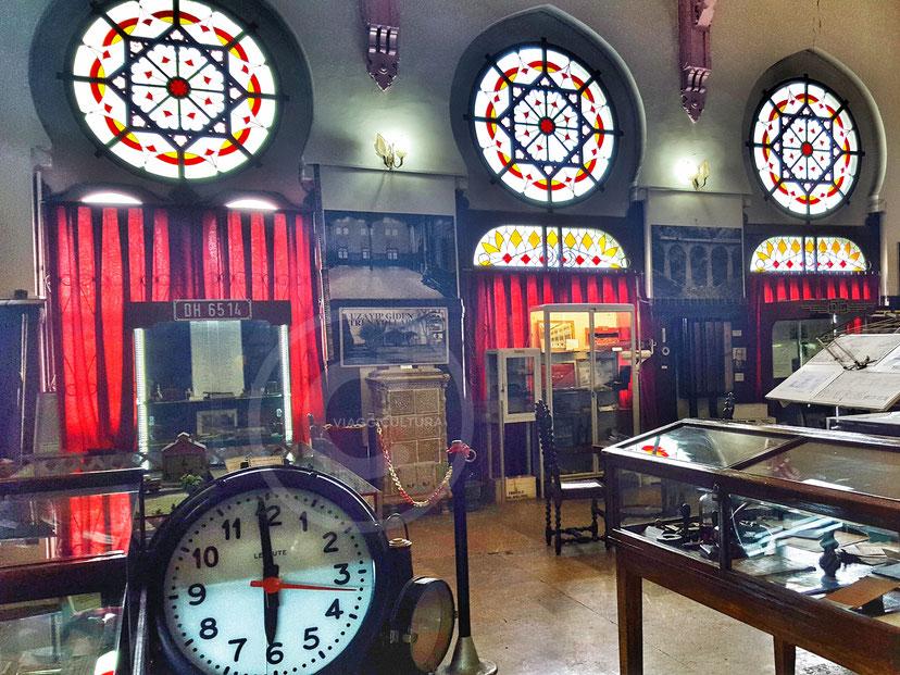 Istanbul Demiryolu Müzesi, il museo delle ferrovie - Istanbul