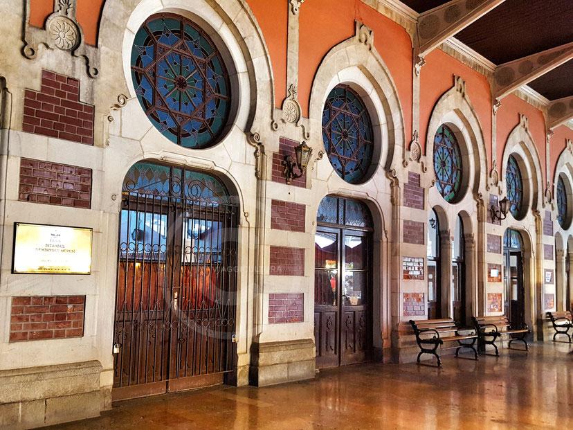 Stazione Sikeci, l'ultima fermata dell'Orient Express - Istanbul