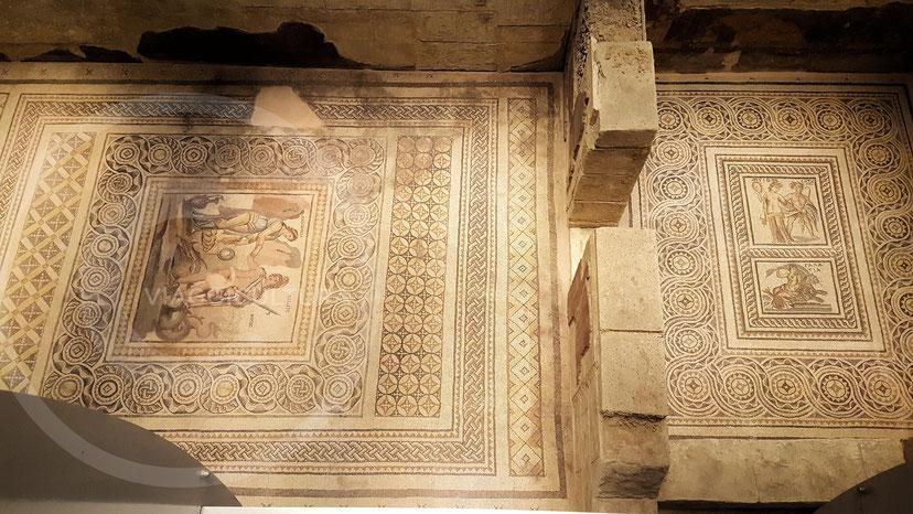 Museo dei mosaici di Zeugma, Gaziantep - Turchia