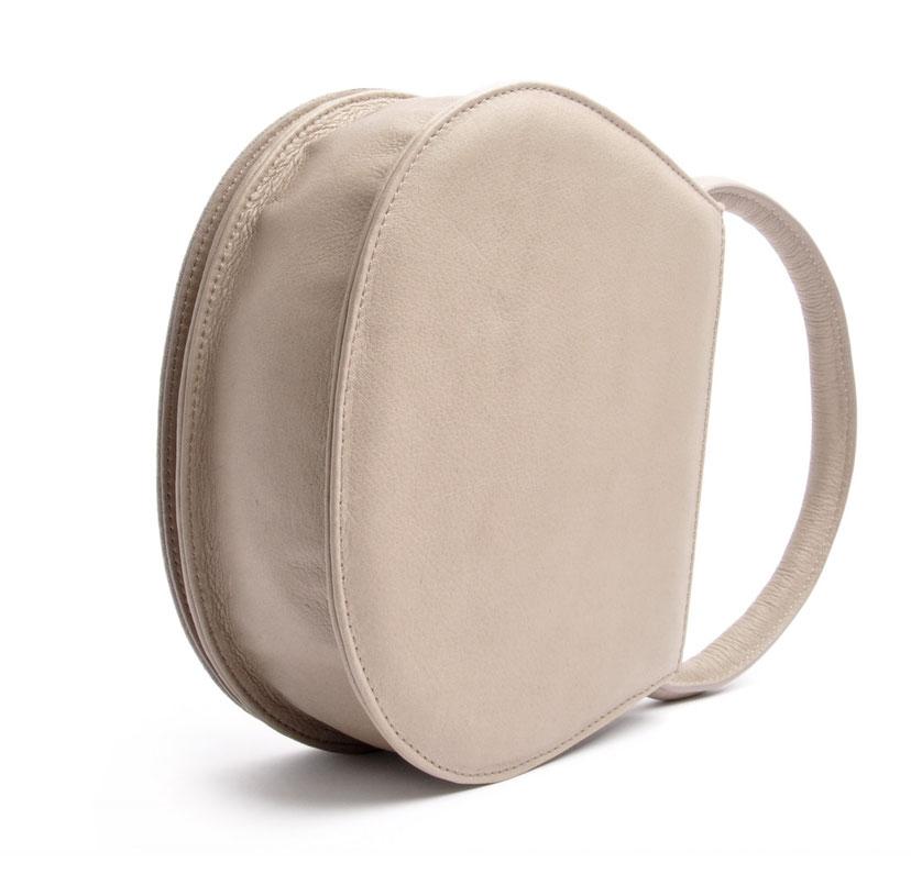 Dirndltasche grau versandkostenfrei OSTWALD Traditional Craft