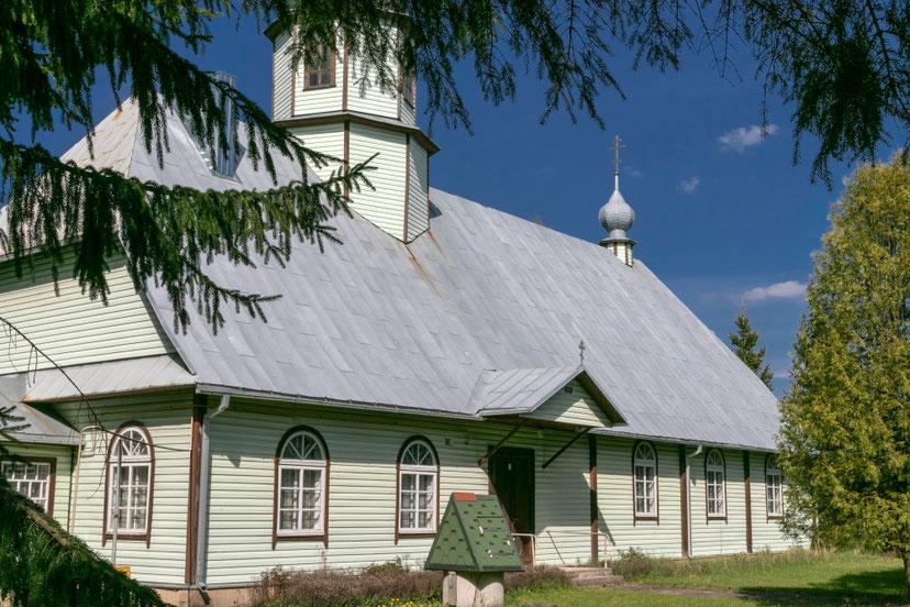 Utenos Šv. Mykolo sentikių cerkvė