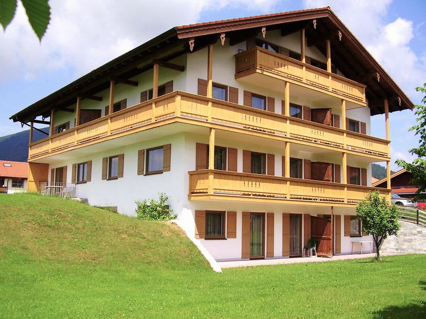 Lindenhof Inzell Mit Chiemgau Karte Lindenhofinzells Webseite