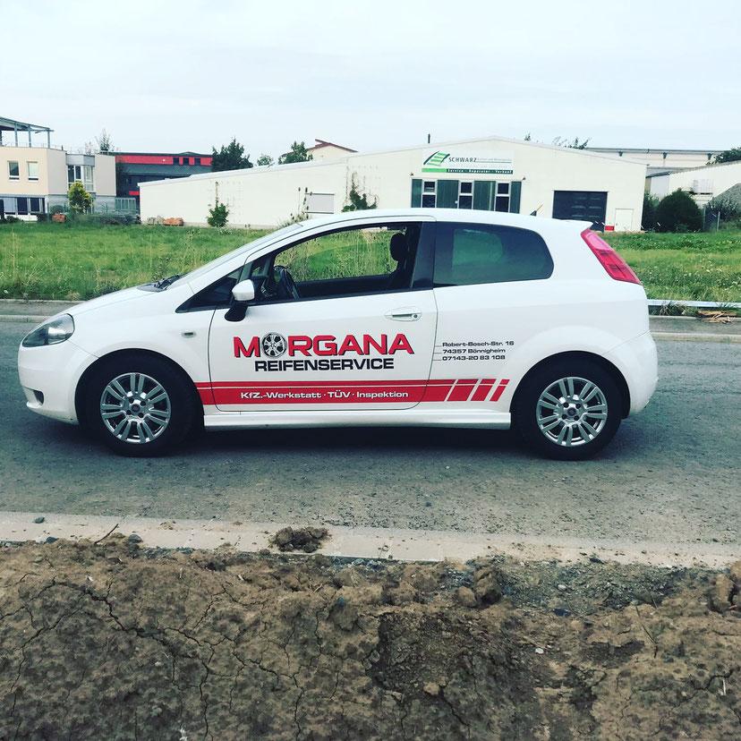 Leihwagen Bönnigheim, Leihwagen KFZ Service und Reifenwechsel