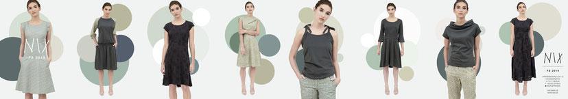 Mode für die urbane Frau - NIX Design - Berliner Fashion Label