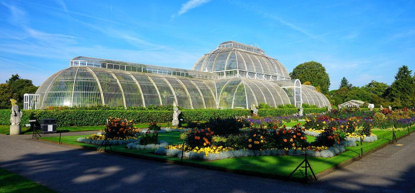 Die 17 UNESCO-Weltkulturerbestätten in England: Royal Botanic Gardens Kew