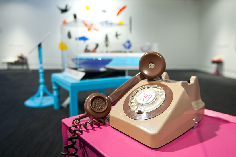 Photography by Jeff McEwan courtesy of The New Dowse