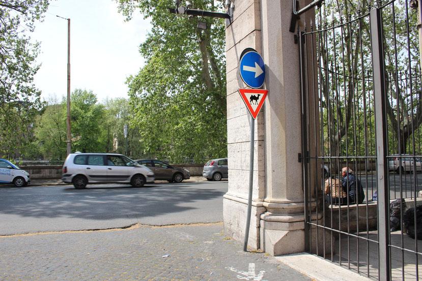 Rome Via Dei Bresciani