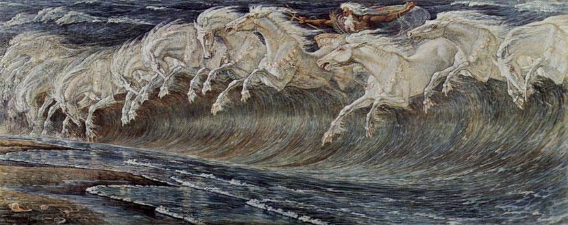 Les 200 millions d'anges de l'armée céleste sont représentés par les 4 anges enchaînés près du fleuve Euphrate qui ont été libérés à l'heure précise prévue par Jésus. Le nombre 4 symbolise une action totale, intense et étandue.