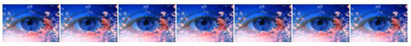 Les 7 esprits de Dieu sont l'Esprit saint de Dieu en action dans sa plénitude et sa puissance maximale. Ils sont associés aux 7 yeux de l'Agneau car Jésus-Christ, l'Agneau de Dieu, voit tout sur toute la Terre et il utilisera l'esprit saint de Dieu.